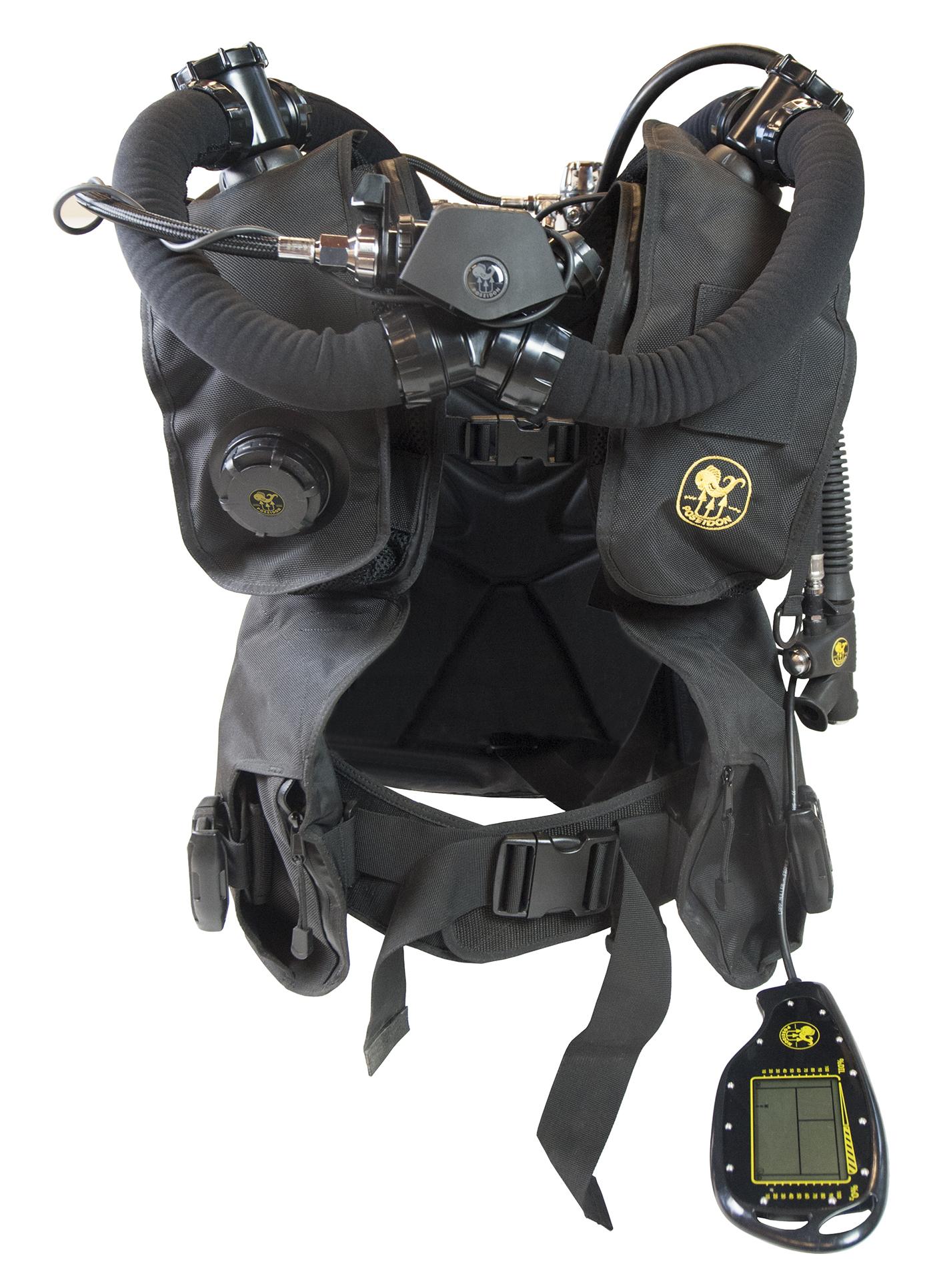 Rebreather Poseidon SE7EN - EU Rec edition